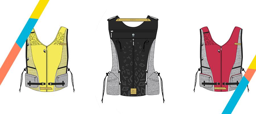 nordik walk design bag