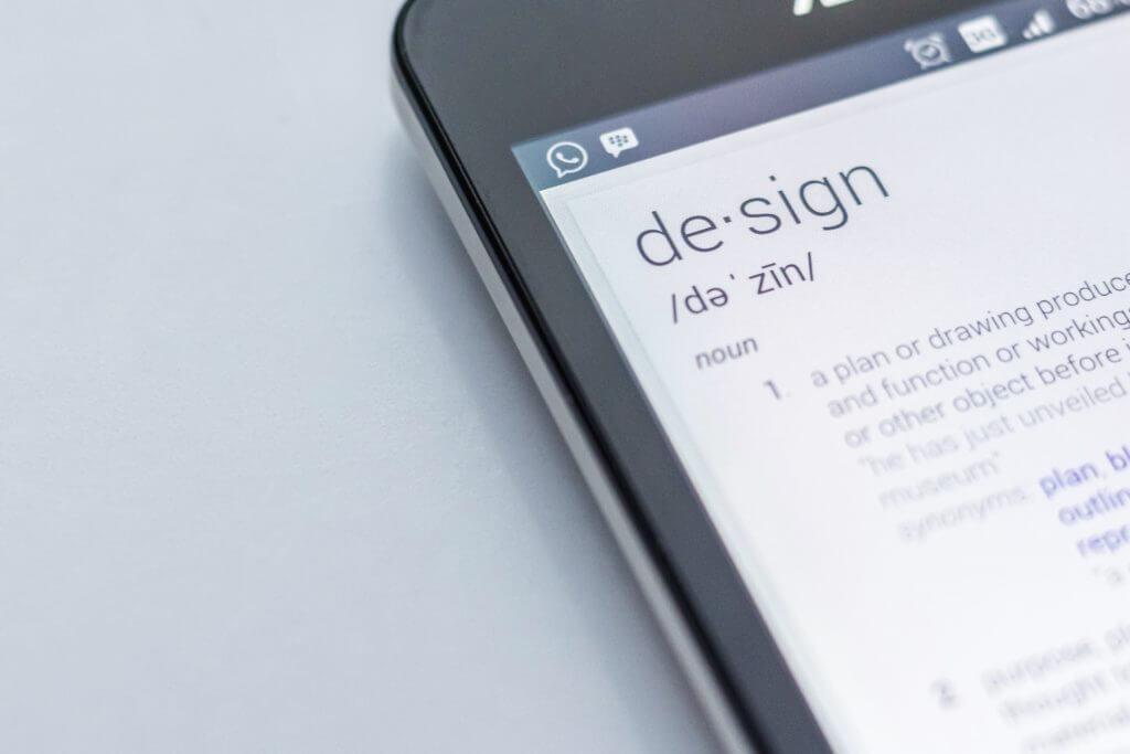 Construire un cahier des charges design