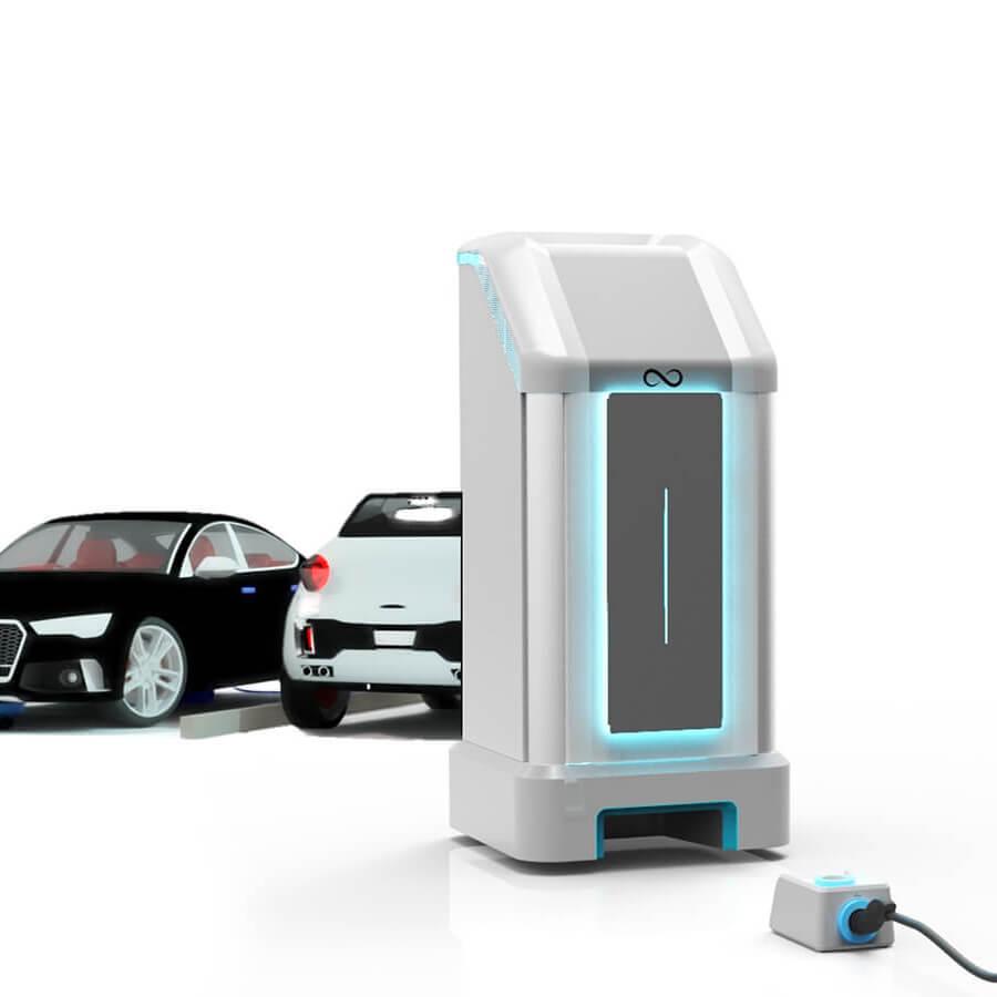 image robot Mob Energy
