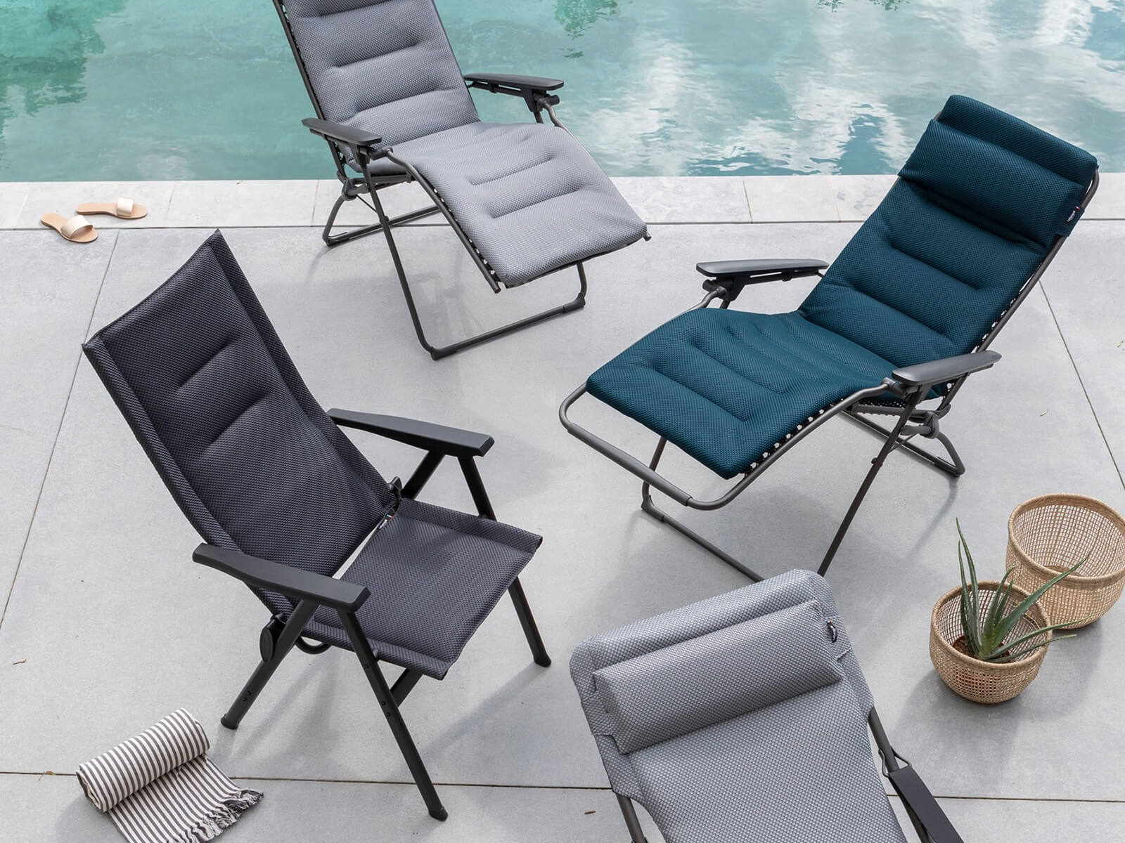 Relax Lafuma Mobilier intérieur extérieur