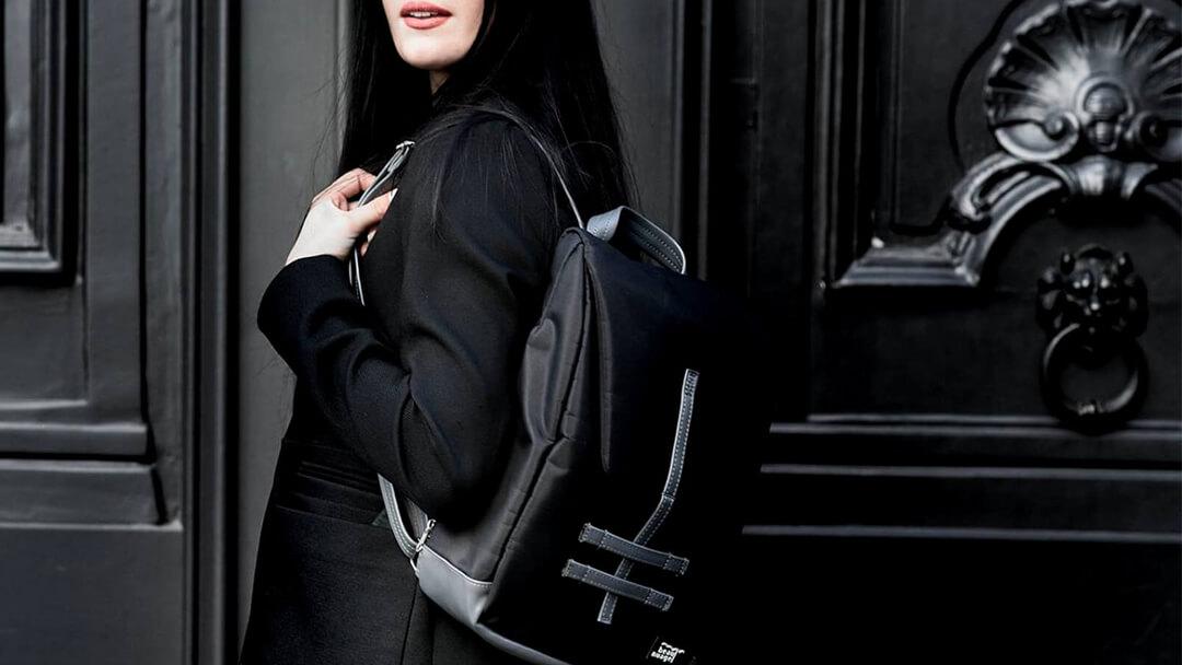 Design innovant sac à dos