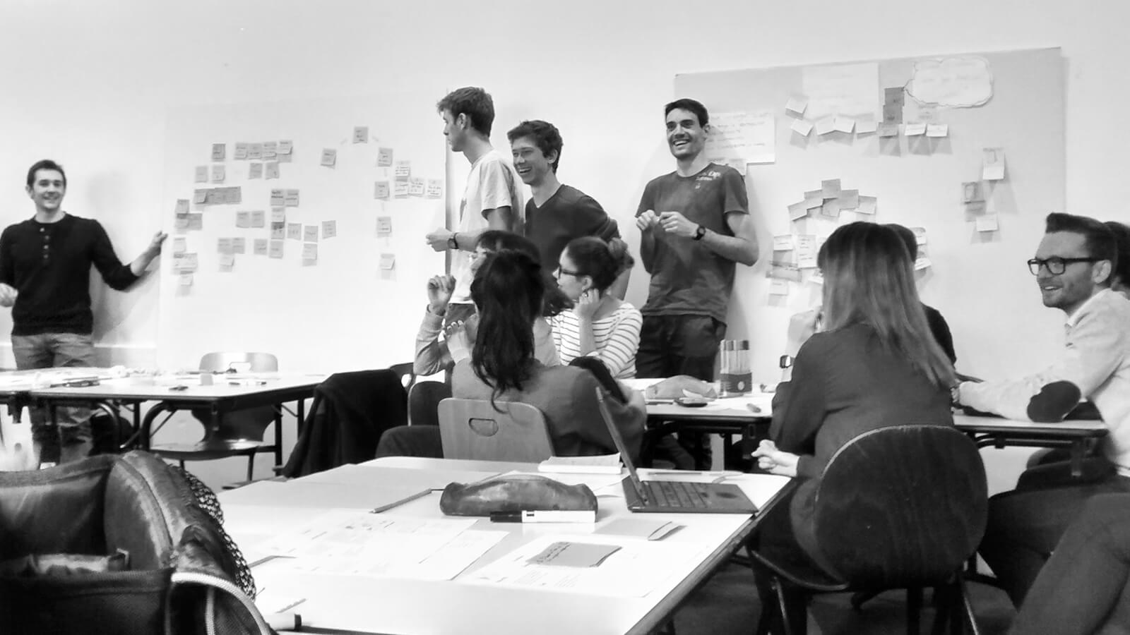 stratégie design sprint